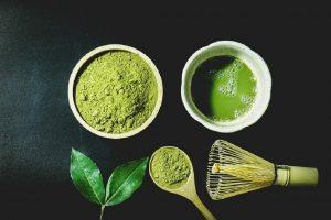 Zhubněte s pomocí čaje! Vyzkoušejte zelený prášek Matcha!