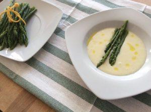 Nechť žije období chřestu! Vykouzlete si výbornou polévku!