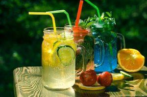 Domácí limonády – chutnější, levnější a především zdravější