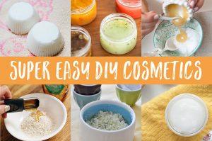 Připravte si léčebnou kosmetiku přímo z vaší kuchyně