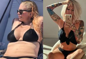 Jenna Jameson (44) zhubla po porodu neuvěřitelných 40 kilo! A to i díky Keto dietě