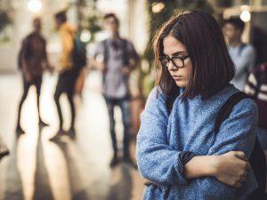 Poznání, že trpíte úzkostnou poruchou, může přinést úlevu. Ale to nestačí. Veronika a její život s úzkostnou poruchou